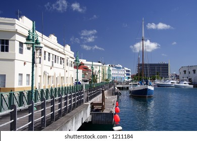 Carribean promenade