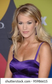 CARRIE UNDERWOOD at the 2006 Billboard Music Awards at the MGM Grand, Las Vegas. December 4, 2006  Las Vegas, NV Picture: Paul Smith / Featureflash