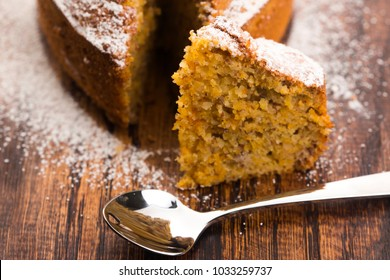 Carrot Cake. Delicious, food.