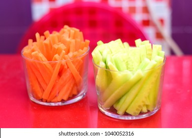 how to cut julienne carrots