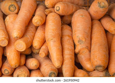 Carrot is rich in beta-carotene