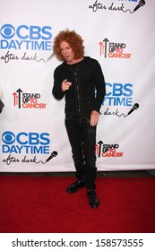 Carrot Top at the CBS Daytime After Dark Event, Comedy Store, West Hollywood, CA 10-08-13