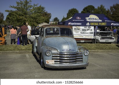 Cars and coffee event Franklin Tennessee Williamson County 10/5/2019