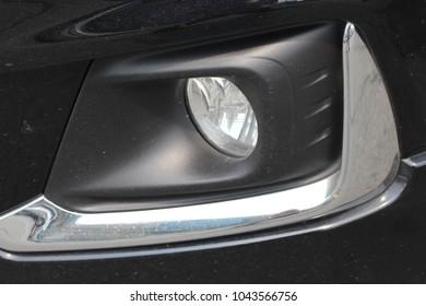 Car's fog lamp design