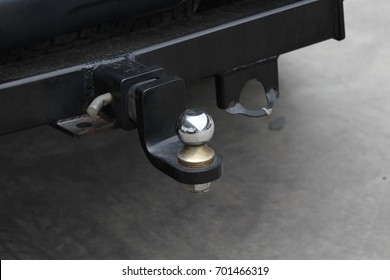 Car's hook for draging