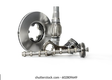 Cars Spare parts, spare parts for repair. Brake disc, camshaft