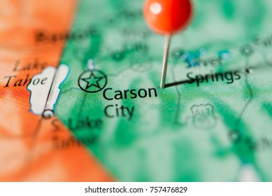 Carson City, Nevada, USA.