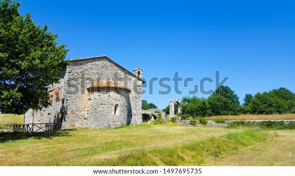 Carsulae is an archaeological site in the region of Umbria in central Italy