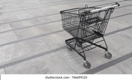 cart supermaket outdoor