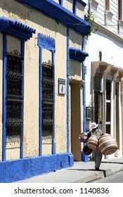 Cartagena de Indias architecture *** Local Caption *** Cartagena de Indias architecture