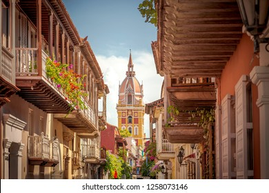 Cartagena de Indias the walled city - Colombia