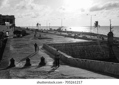 Cartagena Old City Walls