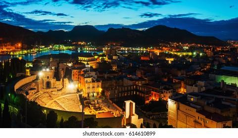 Cartagena Sunset Images, Stock Photos & Vectors | Shutterstock