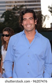 "CARTER OOSTERHOUSE, star of TV series ""Three Wishes"" at party in Los Angeles to launch the new season on NBC TV. July 25, 2005 Los Angeles, CA  2005 Paul Smith / Featureflash"