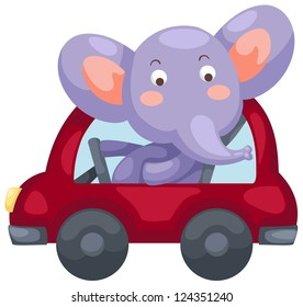 cartoon elephant .JPG (EPS vector version id 117310402,format also available in my portfolio)