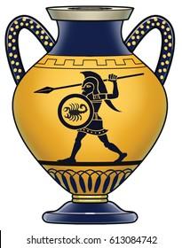 Greek Urns Images, Stock Photos & Vectors | Shutterstock