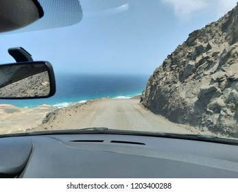 Carview mountain ocean