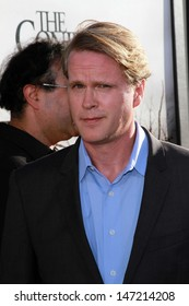 """Cary Elwes at """"The Conjuring"""" Los Angeles Premiere, Cinerama Dome, Hollywood, CA 07-15-13"""
