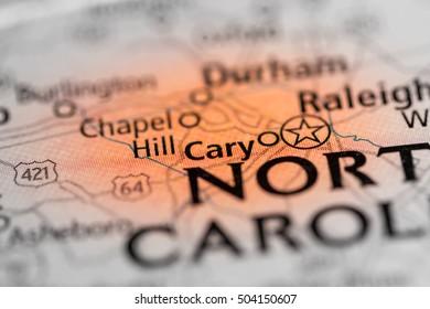 Cary. North Carolina. USA