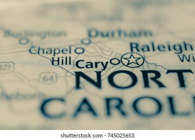 Cary, North Carolina, USA.