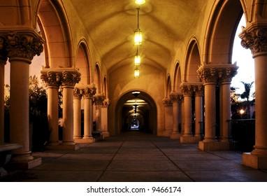 Casa De Balboa - Balboa Park archtecture
