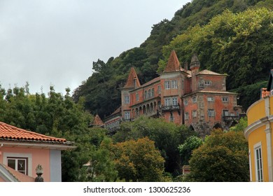 Casa dos Penedos, Sintra, Portugal