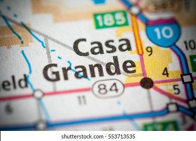 Casa Grande. Arizona. USA