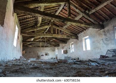 CASALBELTRAME, April 23, 2017: exploring old and decay castle (Sec. X)