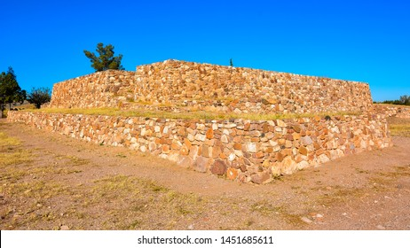 Casas Grandes (Paquime), a prehistoric archaeological site in Chihuahua, Mexico. It is a UNESCO World Heritage Site.