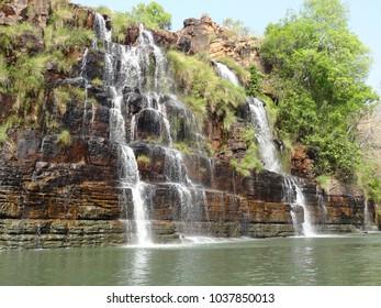 Cascade Falls, Prince Regent River, Kimberley region, Western Australia