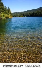 Cascade Lake on Orcas Island
