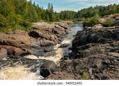 Cascades Conservation Area, Thunder Bay, Ontario