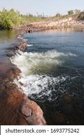 Cascades at Sweetwater Pool, Nitmiluk National Park, Australia
