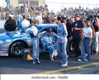 Cascar Race Car