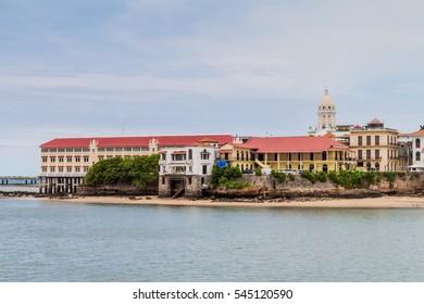 Casco Viejo (Historic Center) in Panama City