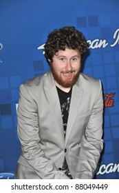 Casey Abrams at the American Idol Finalists Party at The Grove Los Angeles. March 3, 2011  Los Angeles, CA Picture: Paul Smith / Featureflash