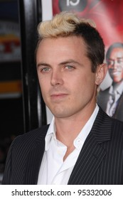 "Casey Affleck at the North American premiere of ""Ocean's Thirteen"" at Grauman's Chinese Theatre, Hollywood. June 6, 2007  Los Angeles, CA Picture: Paul Smith / Featureflash"