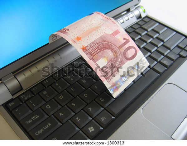 Cash from computer