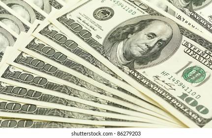 Cash dollar signs