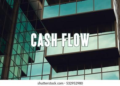 Cash Flow, Business Concept