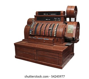 cash register 20 century, from the beginning.
