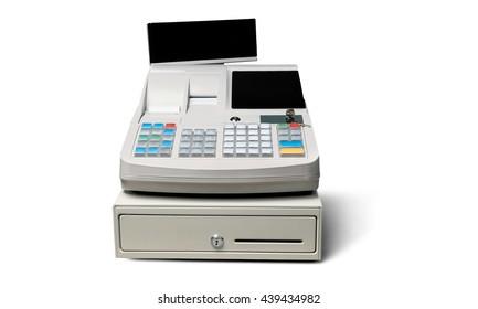 Cash Register.