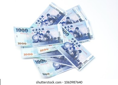 Cash, Taiwan currency,NTD, money, Taiwan Coin, Taiwan money