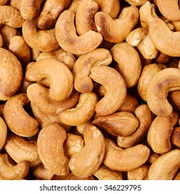 Cashews background