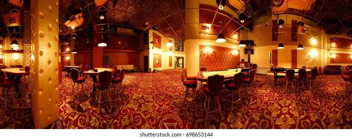 Casino hall .