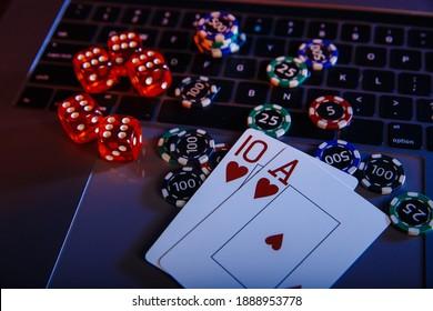 Online Casino Background Images, Stock Photos & Vectors   Shutterstock