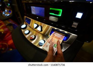Casino, slot machines
