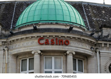 Casino, Spa city, Belgium