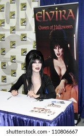 Cassandra Peterson at 2007 Comic-Con International Panel Day. San Diego Convention Center, San Diego, CA. 07-28-07