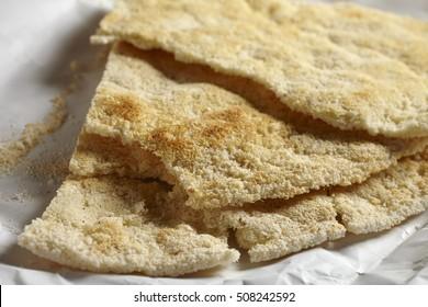 Cassava Bread from the Dominican Republic